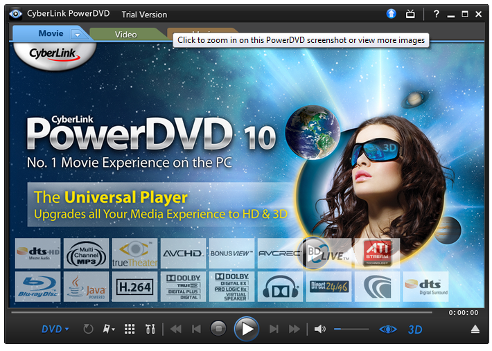 Free Dvd Movies Player Download